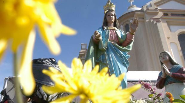 Conheça a história de Nossa Senhora de Caravaggio  Nereu de Almeida/