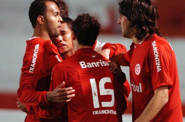 Recopa e Copa Suruga reforçarão o caixa do Inter Valdir Friolin/
