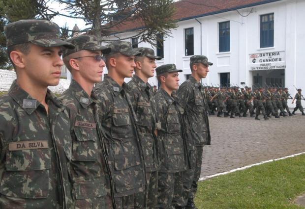Em Caxias do Sul, é hora de se apresentar no Serviço Militar Roni Rigon/